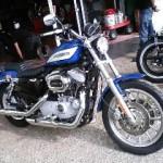 ハーレーダビッドソンXL1200